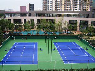 网球场地标准尺寸